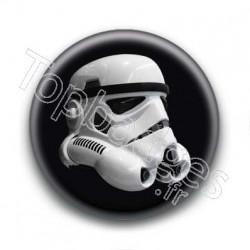 Badge Casque de Stormtrooper