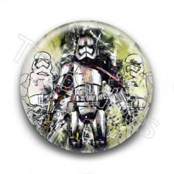 Badge Capitaine Phasma Stormtrooper