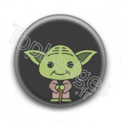 Badge Yoda