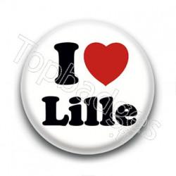 Badge I Love Lille