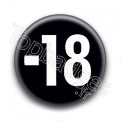 Badge -18