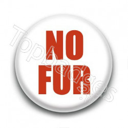 Badge No Fur