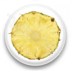 Badge Tranche d'Ananas