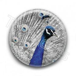Badge Paon
