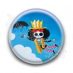 Badge : Brook, One Piece