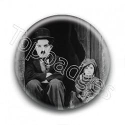 Badge Acteur Charlie Chaplin Enfant