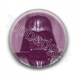 Badge Dark Vador Figurine