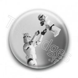 Badge Stormtrooper Fiston