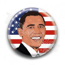 Badge Obama