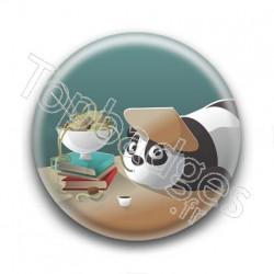 Badge Poe Kung Fu Panda