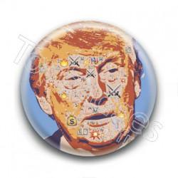 Badge Trump Pictos