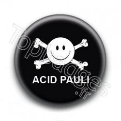 Badge Acid Pauli