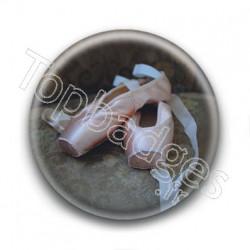 Badge Chaussons de Ballerine