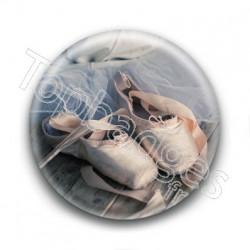 Badge Chaussons de Danse Classique