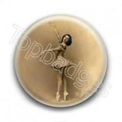 Badge Ballerine Vintage
