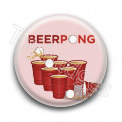 Badge Beer Pong