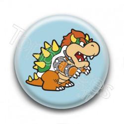 Badge Cute Bowser