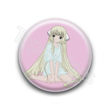 Badge : Tchii, Chobits