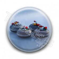 Badge Curling