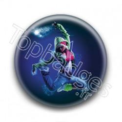 Badge Danse Hip Hop Femme
