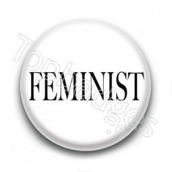 Badge Feminist