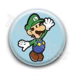 Badge Cute Luigi