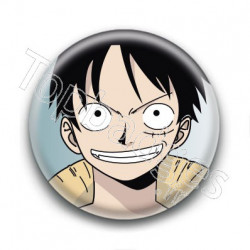 Badge : Monkey D. Luffy, One Piece