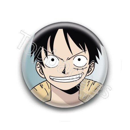 Badge : Monkey D. Luffy, One Piece
