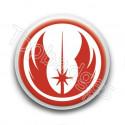 Badge Star Wars - Jedi