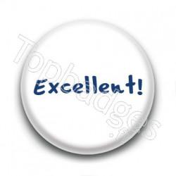 Badge Excellent!