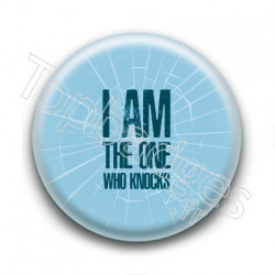 Badge I am the one who knocks
