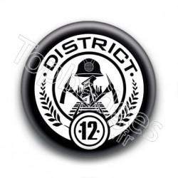 Badge District 12
