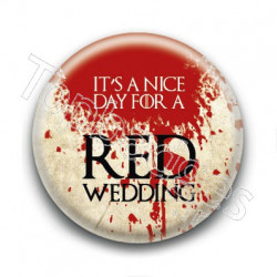 Badge Red Wedding - Game of Thrones