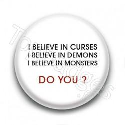 Badge I believe in... - Penny Dreadfull