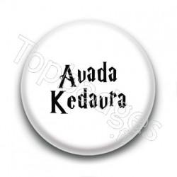 Badge Avada Kedavra