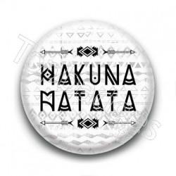 Badge Hakuna Matata