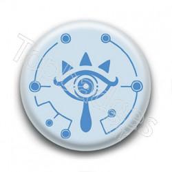 Badge : Oeil Sheikah, Zelda