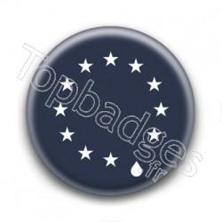 Badge Europe Triste