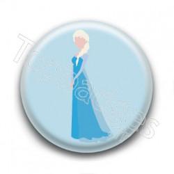 Badge Reine Elsa