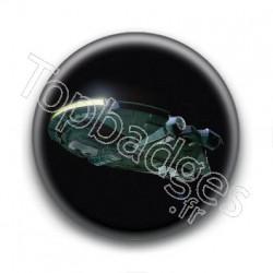 Badge Faucon Millenium