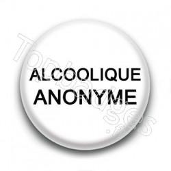Badge Alcoolique Anonyme