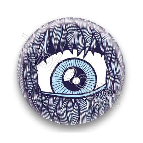 Badge Oeil Cyclope - by Arnopeople
