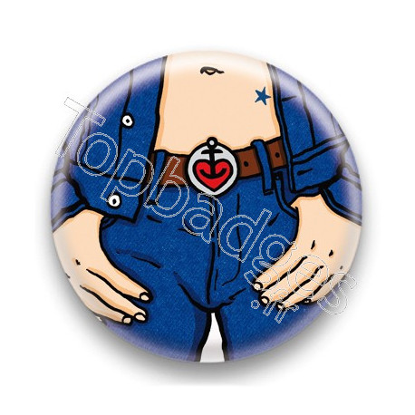 Badge Saboteur Erection - by Arnopeople