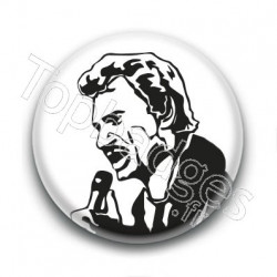 Badge : Johnny Clipart