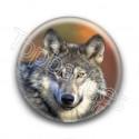 Badge : Loup d'automne
