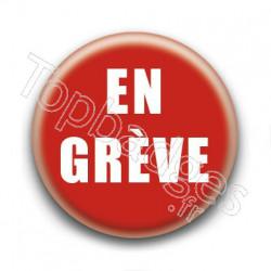 Badge : En grève