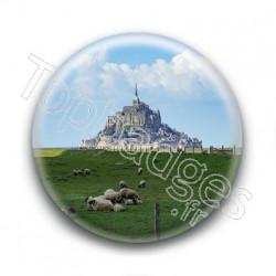 Badge Baie du Mont Saint Michel