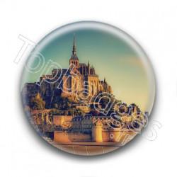 Badge Mont Saint Michel