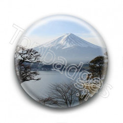 Badge : Mont Fuji