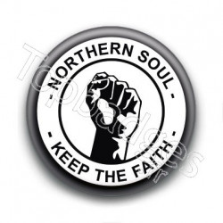 Badge Northern Soul
